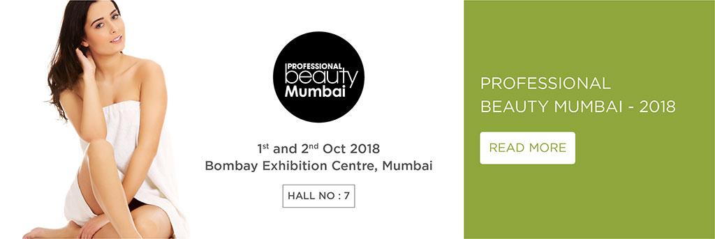 Professional Beauty Mumbai -2018