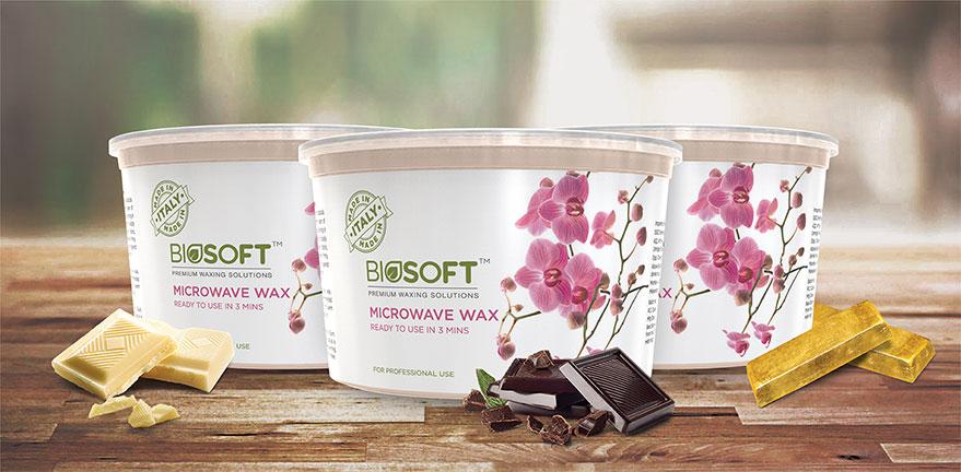 Biosoft Microwave Wax