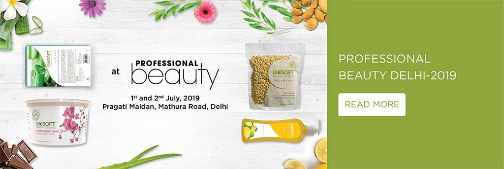Professional Beauty Delhi – 2019
