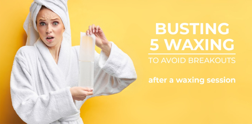 Fact or Fiction: Busting 5 waxing myths at a go!