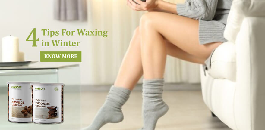 4 Winter Waxing Tips for Silky Smooth Skin!